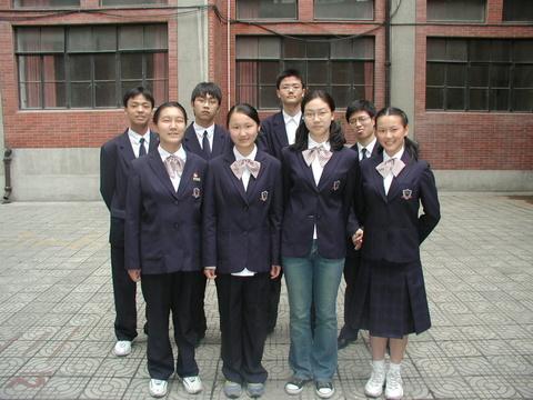 安阳市第六中学校服_上海市第三女子中学校服 亚博app官方下载合集